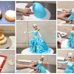 המדריך המלא להכנת עוגת אלזה מהסרט לשבור את הקרח