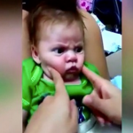 התינוק הכי כועס ברשת