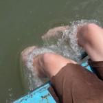 המג'רסה והזכי שתי אפשרויות לטיול מים באזור הכנרת