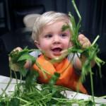 ילדים במטבח – כיף או עונש?