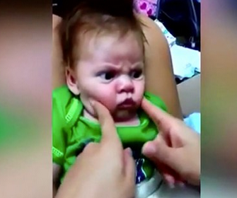 The World s Angriest Baby Has A Frown That Won t Turn Upside Down  Ever