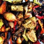אנטיפסטי ירקות קלויים