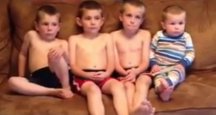 Telling the 4 Boys   YouTube